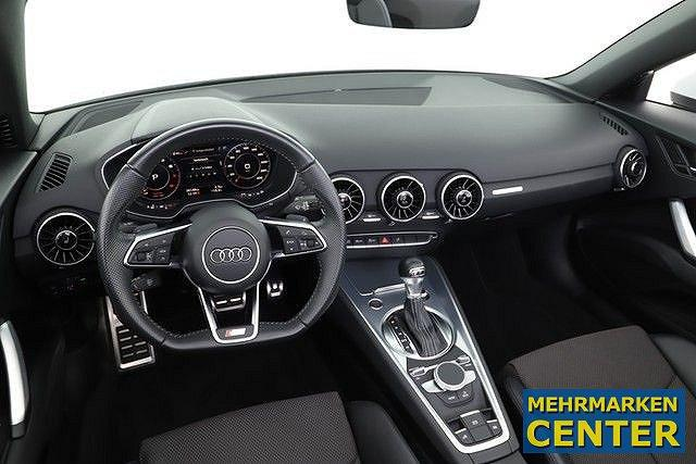 Audi TT Roadster 1.8 TFSI S tronic line Xenon+ Kessy Navi 19Zoll