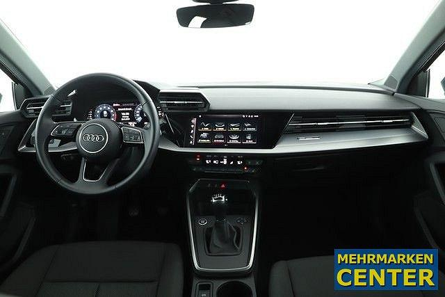 "Audi A3 Limousine 35 TFSI Advanced Sitzhzg. DAB 17"""""