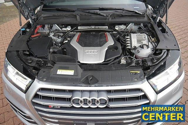 "Audi SQ5 3.0 TFSI Q Tip Luft Matrix ACC Kessy Standhzg. Rear View Navi 20"""""