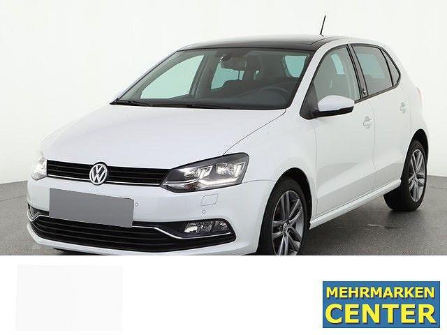 Volkswagen Polo - 5 V 1.2 TSI Sound LED Pano beats 16Zoll