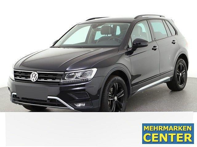 Volkswagen Tiguan - 2.0 TDI 4M DSG Offroad ACC Trailer Assist Navi Standhzg. LED 18 Zoll Assistenz