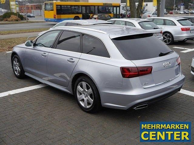 Audi A6 Avant 3.0 TDI Q Tip LED ACC Kessy HuD Pano Bose Navi DAB AHK