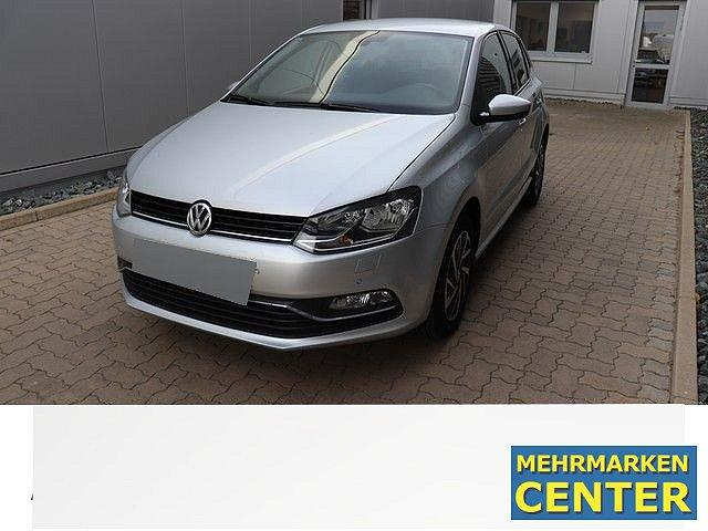Volkswagen Polo - V 1.0 Sound Klimaautomatik,GRA,