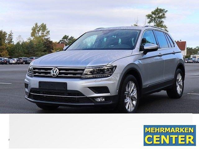 Volkswagen Tiguan - 2.0 TDI DSG Highline LED ACC HuD Rear View AHK Sitzhzg. App DAB+ Navi