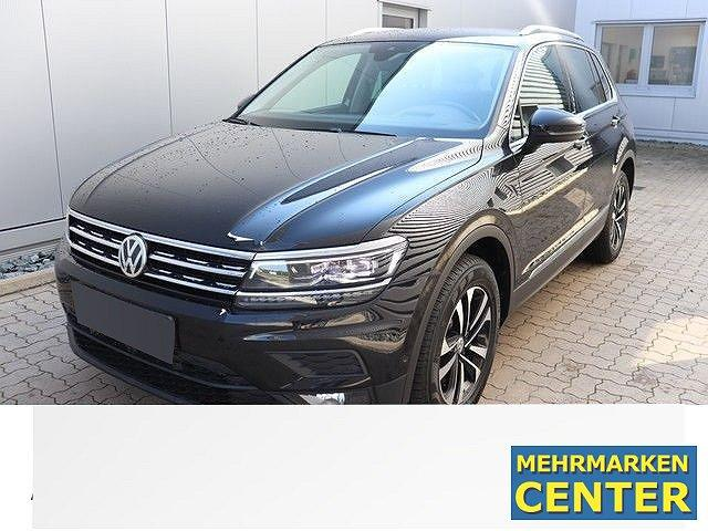Volkswagen Tiguan - 2.0 TDI 4M DSG Comfortline Navi,AHK,LED,LM17