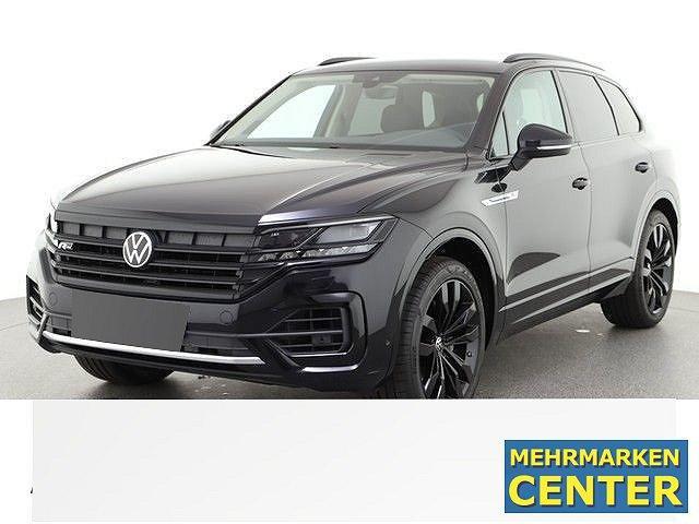 Volkswagen Touareg - 3.0 V6 TDI Tip Atmosphere R line Luft IQ.Light 21 Zoll Standhzg. Trailer Assist Dynaudio
