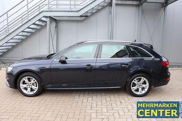 Audi A4 Avant 2.0 TDI S-tronic quattro S-Line Navi,LM17,Sitzhz.,