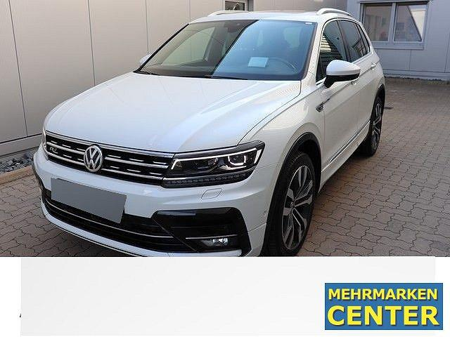 Volkswagen Tiguan - 2.0 TDI 4M DSG Highline R-Line Navi,AHK;Pano,Standhz.,LM20,LED