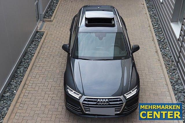Audi Q5 2.0 TDI quattro S-tronic sport S-Line Navi,Pano,LED,Virtual,Standhz.,LM20