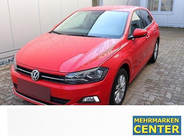 Volkswagen Polo - VI 1.0 TSI Highline Navi,Active Info,Klimaautomatik