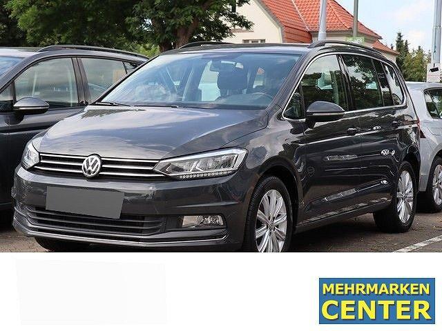 Volkswagen Touran - 2.0 TDI BMT DSG Highline Navi LED ACC Kamera 7.Sitze Klima Einparkhilfe