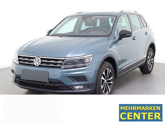 Volkswagen Tiguan - 2.0 TDI 4M DSG IQ.Drive Navi Standhzg. LED Pano Assistence