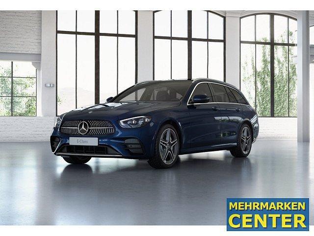 Mercedes-Benz E-Klasse - E 450 4M T AMG Sport Pano Massage LED Navi SHD K