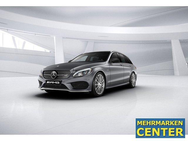 Mercedes-Benz C-Klasse AMG - C 43 4M T Distr LED Pano Keyl Navi SHD Kamer