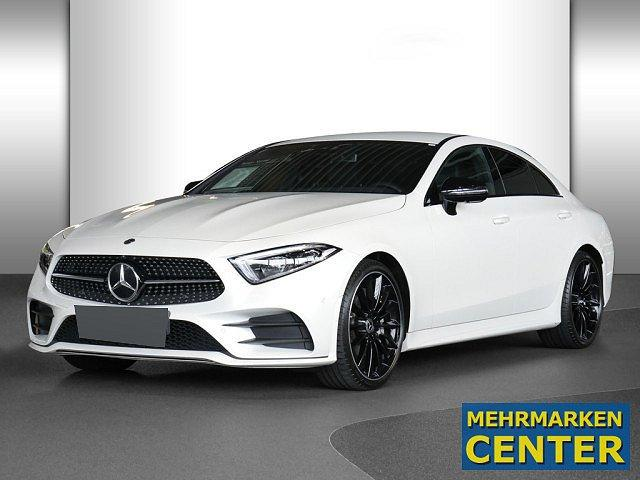 Mercedes-Benz CLS-Klasse - CLS 300 d Coupé AMG Line Night Widescr. Burmeste