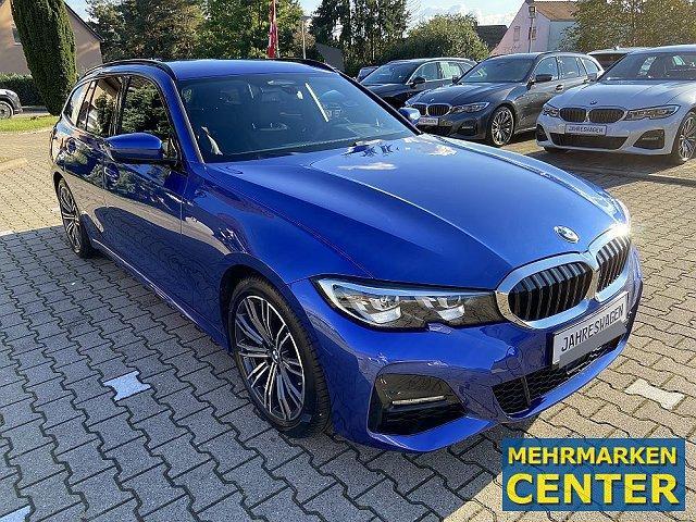 BMW 3er Touring - 330 d M Sport Auto. Vollausst.