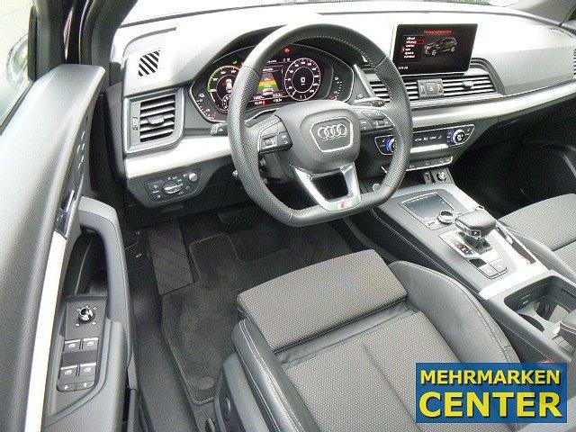 Audi Q5 sport 50 TFSIe Hybrid 2x s-line quattro s-tro
