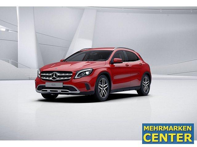 Mercedes-Benz GLA - 220 4M Urban AHK Standhz. LED Navi Kamera DA