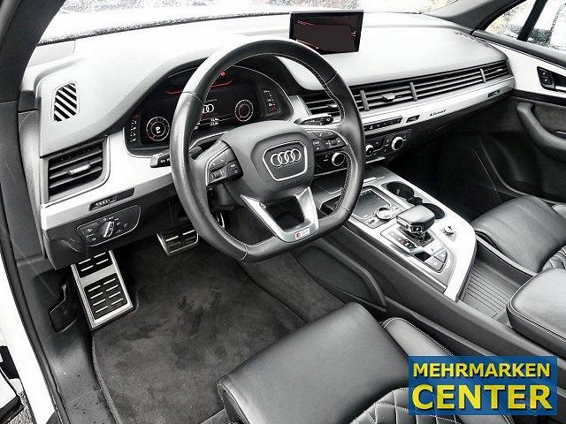 Audi SQ7 4.0TDI quattro tiptronic AIR Sportpaket 360