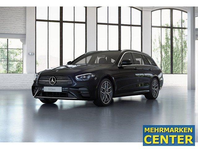 Mercedes-Benz E-Klasse - E 220 d T AMG Sport LED Pano Burm Navi SHD Kamer