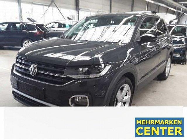 Volkswagen T-Cross - 1.0 TSI DSG Style Navi/Licht+Sicht