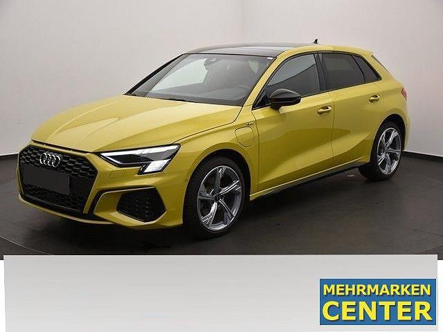 Audi A3 Sportback - 40 eTFSI S-tronic S-Line Matrix/Navi/B+O/Pano