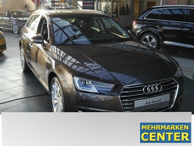 Audi A4 Avant - 2.0 TDI Design Selection Navi/PDC/Kamera/Bi-Xenon/AppleCarPlay