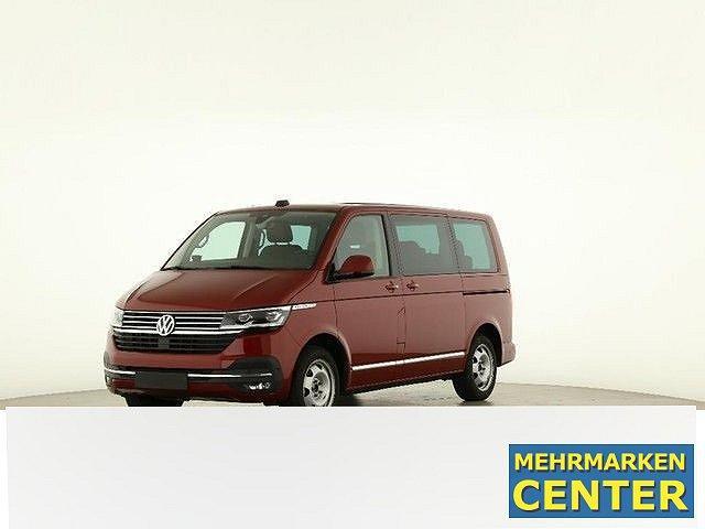 Volkswagen Multivan 6.1 - T6.1 2.0 TDI DSG Highline ACC/Navi/Klima/Sitzhzg/LED/AHK