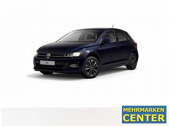 Volkswagen Polo - 6 VI 1.0 TSI United ACC/Navi/Klima/Sitzhzg