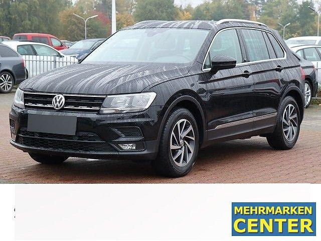 Volkswagen Tiguan - 1.4 TSI ACC App Sitzhzg. Navi ParkPilot