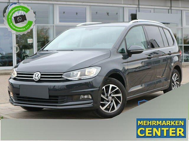 Volkswagen Touran - 1.4 TSI SOUND NAVI+AHK+BLUETOOTH+ACC+SHZ+