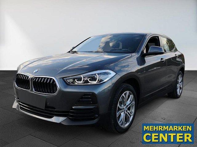 BMW X2 - xDrive25d Advantage Plus Steptronic Navi Head Up Rückfahrkamera AHK Sportsitze