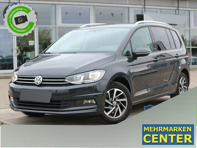 Volkswagen Touran - 1.4 TSI SOUND NAVI+BLUETOOTH+ACC+SHZ+PDC+