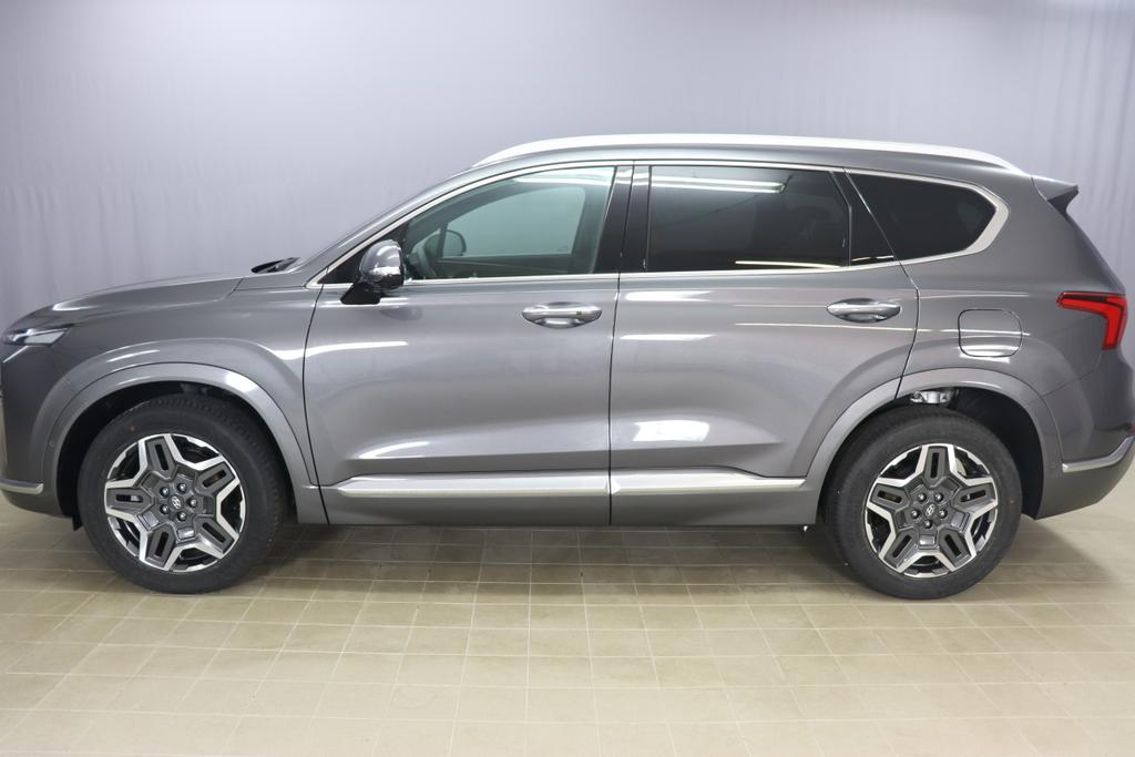 Hyundai Santa Fe 4WD Shine 7 Safety Sensation 1.6 T-GDi 169kW Benzin Magnetic ForceNappa Leder Schwarz & Camel