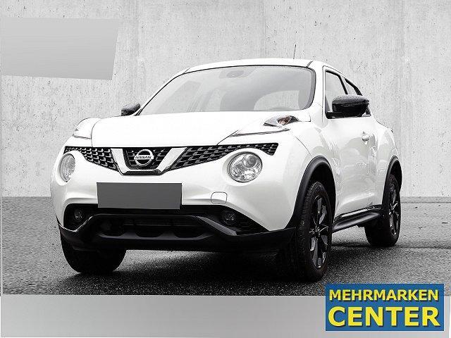 Nissan Juke - Bose Personal Edition 1.6 EU6d-T Navi Keyless Rückfahrkam. LED-Tagfahrlicht Multif.Lenkrad