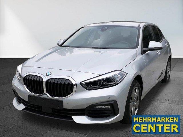 BMW 1er - 118d 5-Türer Aut Advantage Comfort Business LED