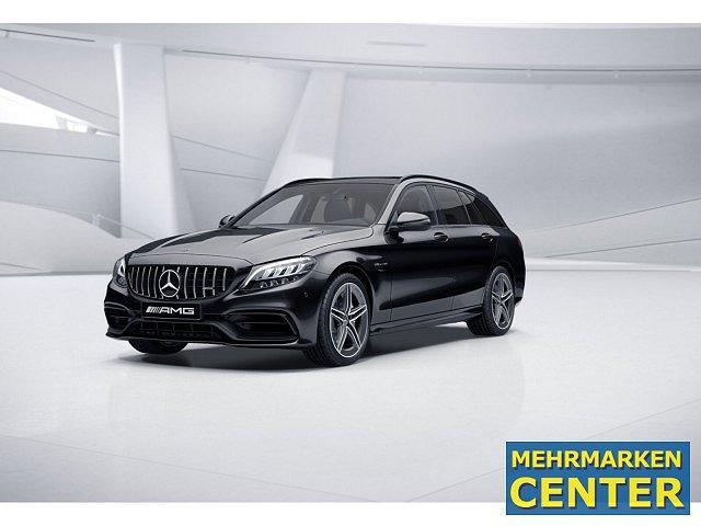 Mercedes-Benz C-Klasse AMG - C 63 T Night Vmax Burm Performance-Abgas Pan