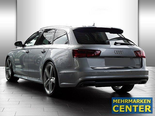 Audi A6 Avant 3.0 TDI quattro S line AHK ACC LED Pano
