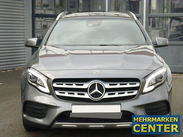 Mercedes-Benz GLA - 200 AMG Line 7G-DCT +LED+PANO+KEYLESS GO+KAM