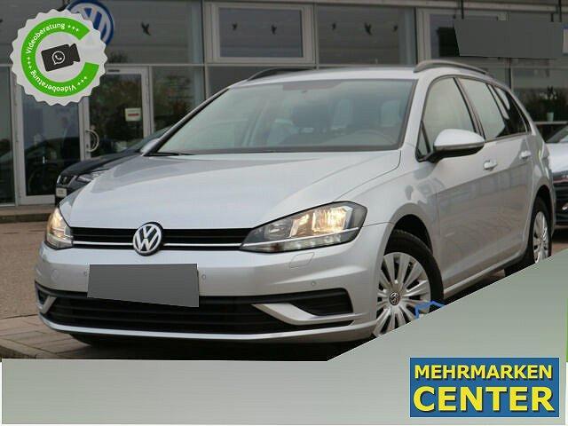 Volkswagen Golf Variant - VII 1.6 TDI NAVI+AHK+BLUETOOTH+SHZ+