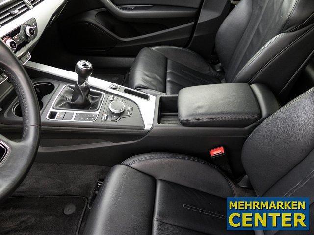 Audi A4 Avant 2.0 TDI Sport Klimaautom. Leder Szh Nav