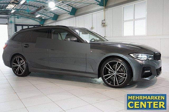 BMW 3er Touring - 320 D AUTO. M SPORT NAVI LED PANO HIFI LM19