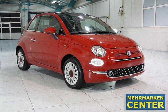 Fiat 500 - 1,0 GSE HYBRID (RED)