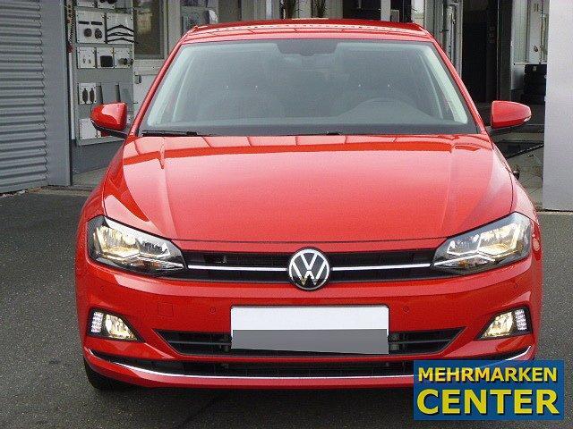 Volkswagen Polo - Highline TSI DSG +ACC+LICHT UND SICHT+PDC