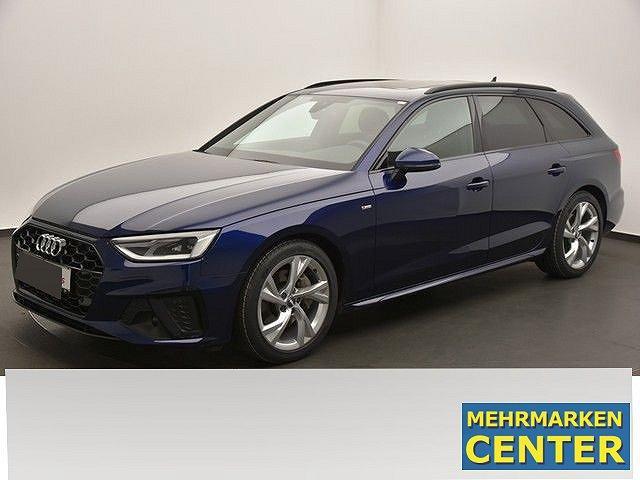 Audi A4 Avant - 40 TDI S-tronic S line Pano/OptikpaketSchwarz/Businesspaket