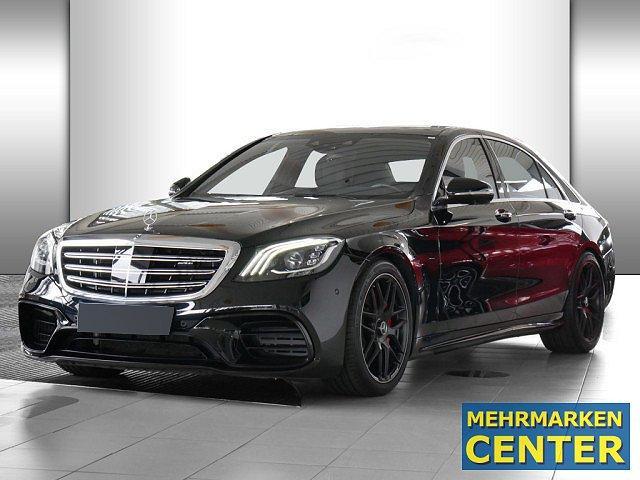 Mercedes-Benz S-Klasse - S 63 AMG 4M+ L 20