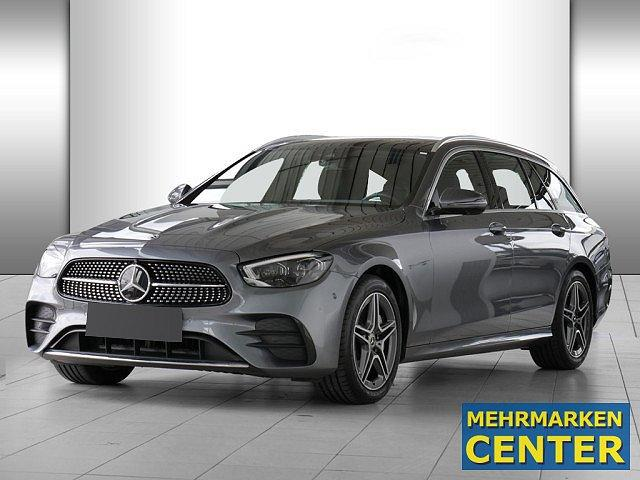 Mercedes-Benz E-Klasse - E 450 T 4M AMG Sport LED Pano Navi 360Cam Totw.-
