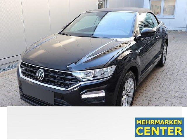Volkswagen T-Roc Cabriolet - 1.5 TSI OPF DSG R-Line Navi,Sitzhz.,
