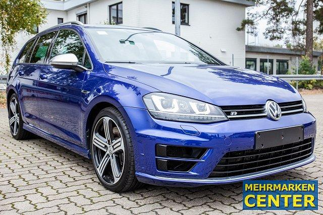 Volkswagen Golf Variant - Variant*R*2.0 TSI*4-MOT*DSG*LEDER/KAM/KEYL
