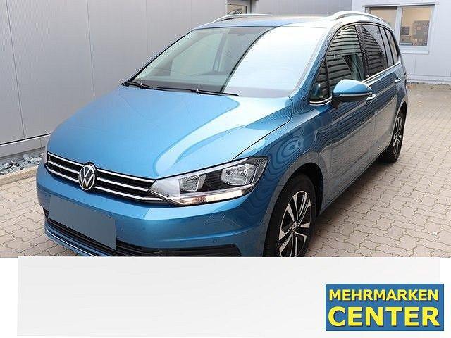 Volkswagen Touran - 2.0 TDI 7.Sitzer United Navi,AHK,Pano